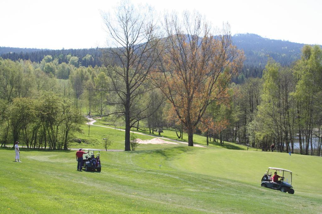 Golfhotel Quot Golfhotel Fahrenbach Quot In 95709 Tr 246 Stau