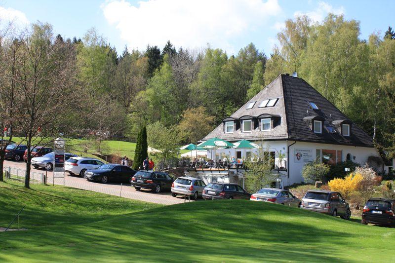 golfhotel landhaus horstberg in 63637 jossgrund spessart deutschland spielt. Black Bedroom Furniture Sets. Home Design Ideas